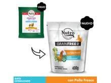 Pinso Nutro Grain free gat sterilized pollastre