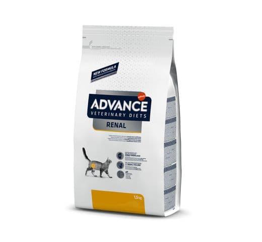 Pinso de dieta veterinària Advance Affinity gat renal 1,5kg 1