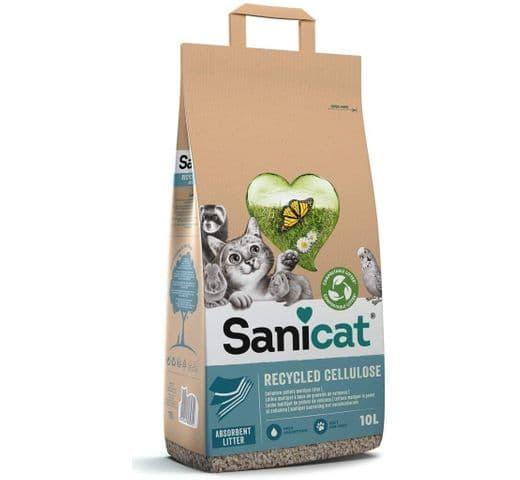 Substrat de paper Sanicat Tolsa Sanicat recycled celulose 10 lt 1
