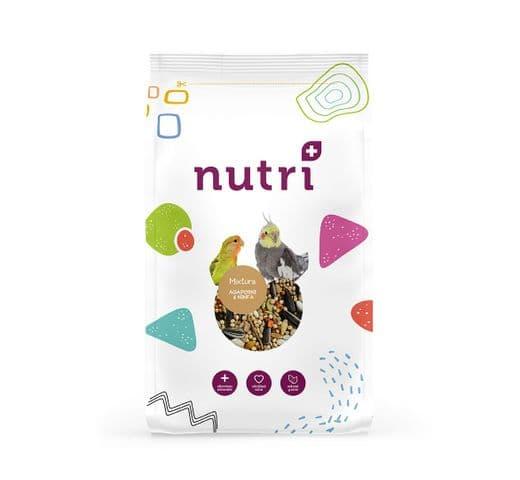 Pinso Nutri+ mixtura agaporni i nimfa 1