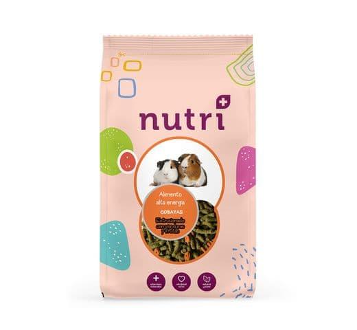 Pinso Nutri+ extrusionat conill porquí alta energia 1