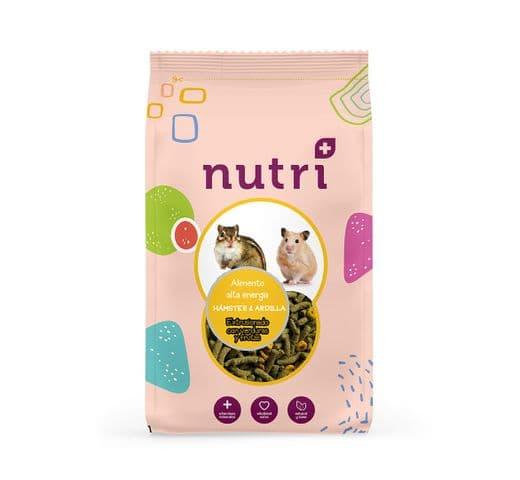 Pinso Nutri+ extrusionat hamster alta energia 1