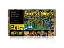 Substrat Exoterra Forest moss 14L