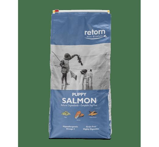 Pinso Retorn puppy salmó 1