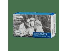Aliment humit Retorn gos tonyina i moniato 120gr