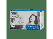 Aliment humit Retorn gos tonyina i poma 120gr