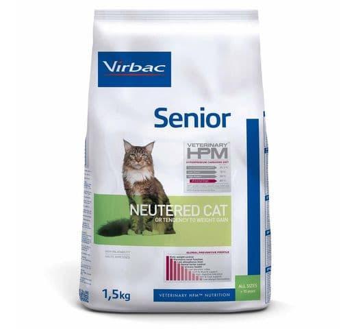 Pinso Virbac Hpm gat senior neutered 1