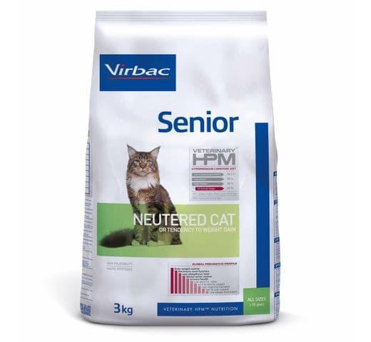 Pinso Virbac Hpm gat senior neutered 3kg 1