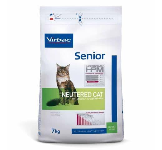 Pinso Virbac Hpm gat senior neutered 7kg 1