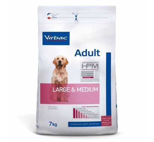 Pinso Virbac Hpm gos large & medium 7kg 1