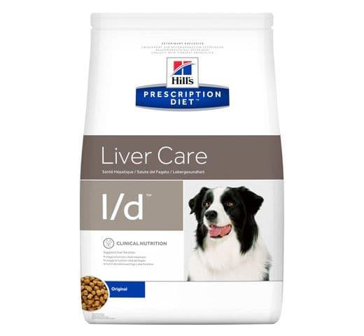 Pinso de dieta veterinària Hills gos l/d liver care 1