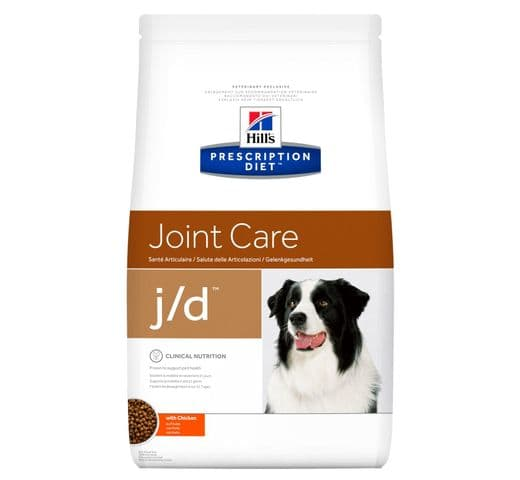 Pinso de dieta veterinària Hills gos j/d joint care pollastre 1