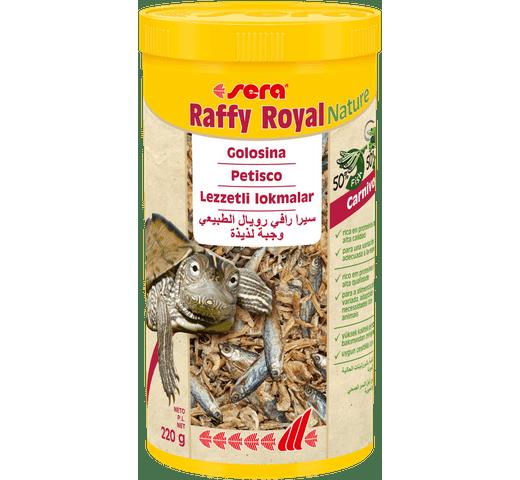 Pinso Sera Raffy royal nature 1000ml - 220g 1