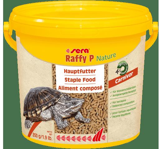 Pinso Sera Raffy P nature  P nature  3,8L - 850g 1