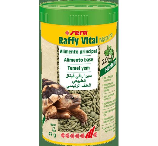 Pinso Sera Raffy vital nature 250ml - 47g 1
