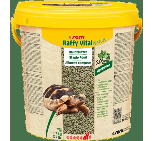 Pinso Sera Raffy vital nature 10L - 1,7kg 1