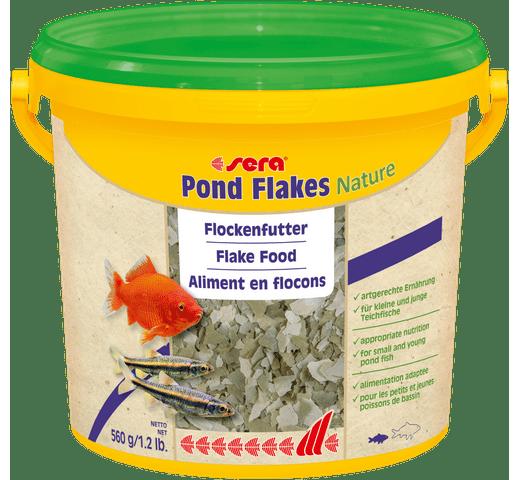 Pinso Sera Estany pond flakes nature 3800ml - 560gr 1
