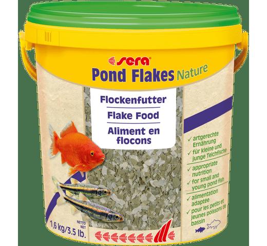 Pinso Sera Estany pond flakes nature 10L - 1,6kg 1