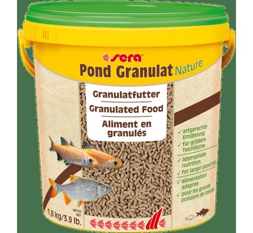 Pinso Sera Estany pond granulat nature 10L - 1,8kg 1