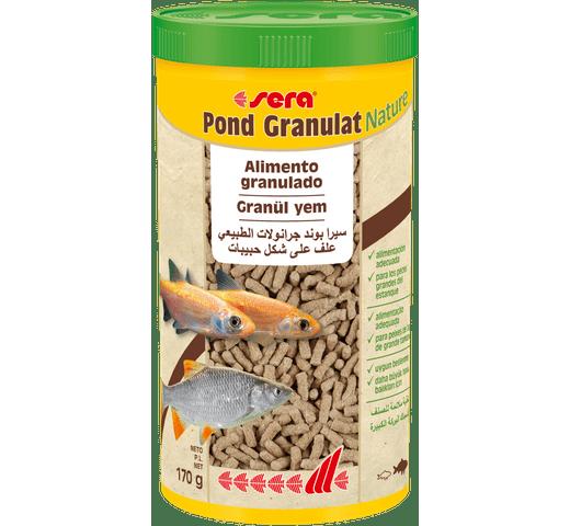 Pinso Sera Estany pond granulat nature - 1