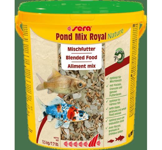 Pinso Sera Estany pond mix royal nature 21L - 3,5kg 1