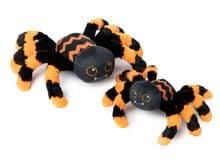 Joguina de peluix Fuzzyard Creepers Orange/Black