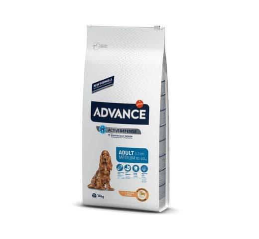 Pinso Advance Affinity gos adult medium 14kg 1