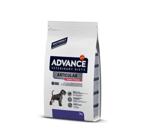 Pinso de dieta veterinària Advance Affinity gos articular +7 3kg 1