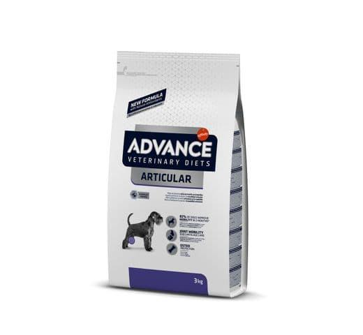 Pinso de dieta veterinària Advance Affinity gos articular 3kg 1