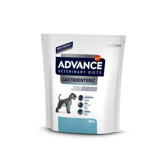 Pinso de dieta veterinària Advance Affinity gos gastroenteric 800gr 1