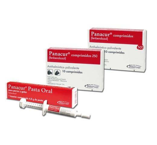 Antiparasitari Intern MSD Panacur 500mg(10 compr) 1