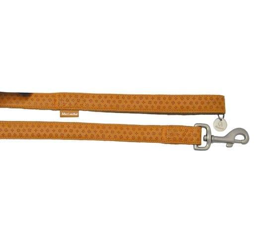 Corretja Mac Leather marró 10mmx120cm 1