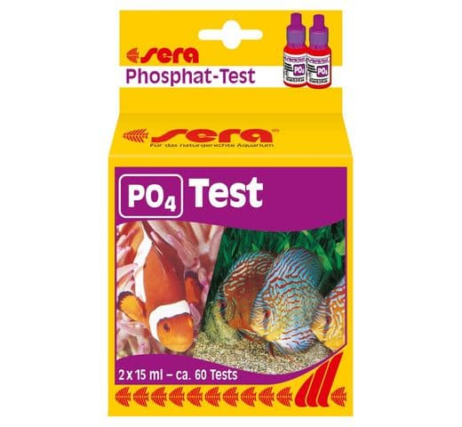 Control de l'aigua Sera PO4 test 15ml 1