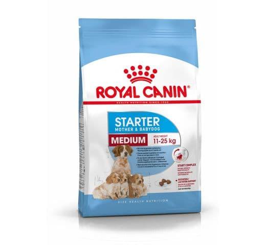 Pinso Royal Canin gos medium starter 4kg 1