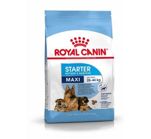 Pinso Royal Canin gos maxi starter 4kg 1