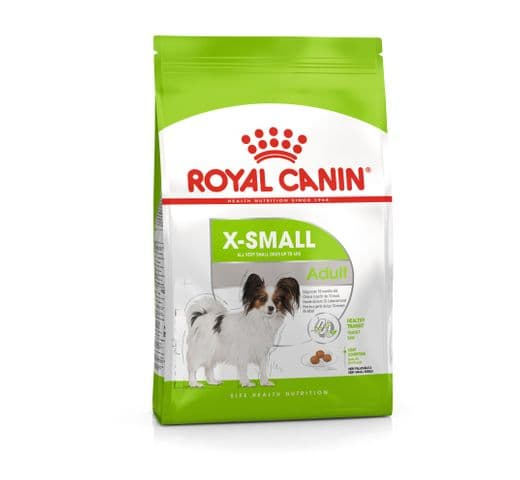 Pinso Royal Canin gos x-small adult 500gr 1
