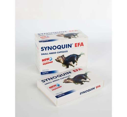 Articulacions Vetplus Synoquin EFA gos petit 30comp 1