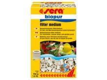Material filtrant Sera biopur ceràmica 750gr