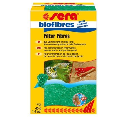Material filtrant Sera biofibras gruixudes 40g 1