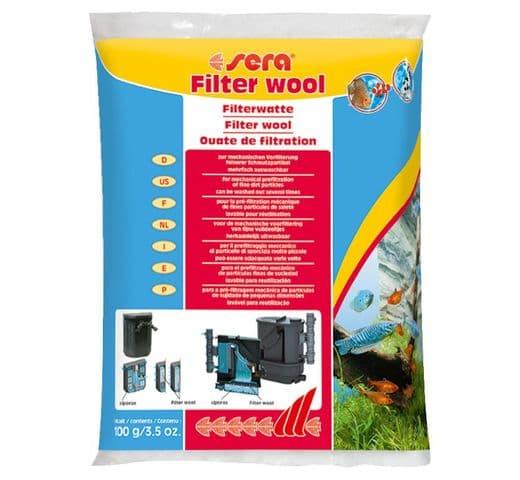 Material filtrant Sera perlon 100gr 1