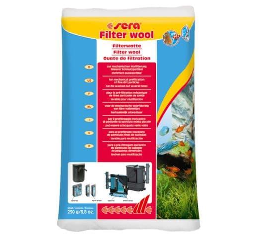 Material filtrant Sera perlon 250gr 1