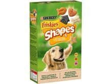 Galetes Friskies Purina gos Shapes 800g