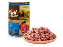 Aliment humit Sams Field gos llauna xai-poma 400gr