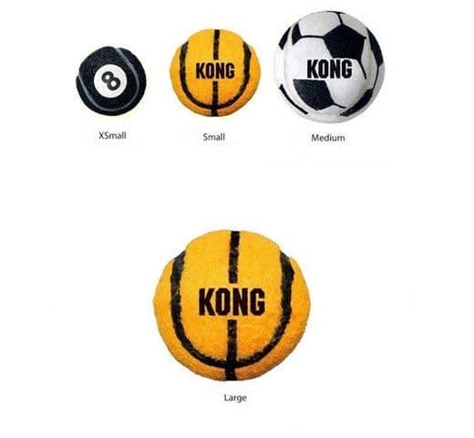 Joguina tenis Kong sport balls S 3ut 1