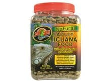 Pinso Zoomed iguana adulta