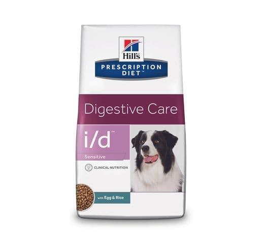 Pinso de dieta veterinària Hills gos i/d digestive care sensitive ou 1,5kg 1