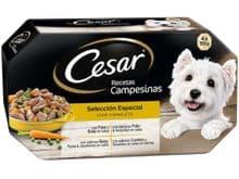 "Aliment humit Cesar caixa terrines ""salsa campesina""  150gr (4+1)"