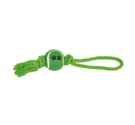 Joguina de corda Nayeco dental amb pilota i nansa 33cm 1