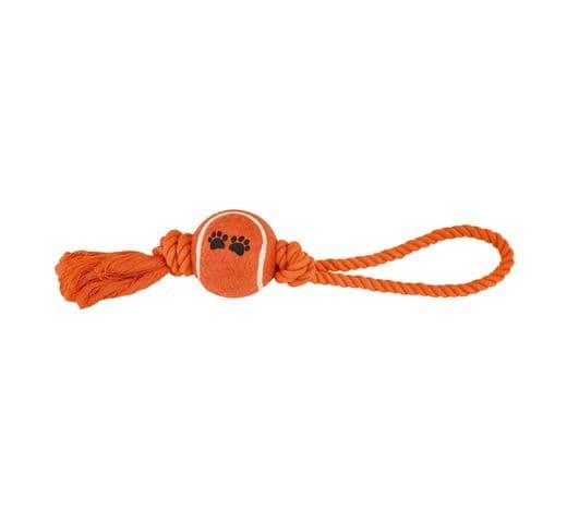 Joguina de corda Nayeco dental amb pilota i nansa 33cm 3