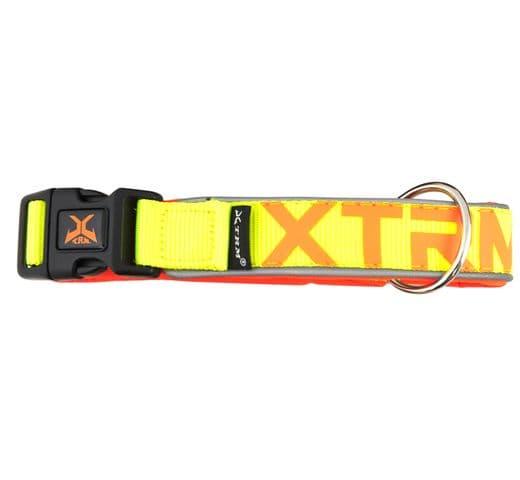 Collar Nayeco x-trm neó flash llimona 15mmx28-35cm 1